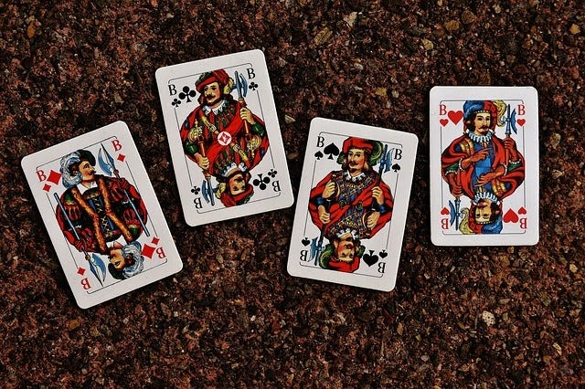 Design Your Own Playing Cards Template