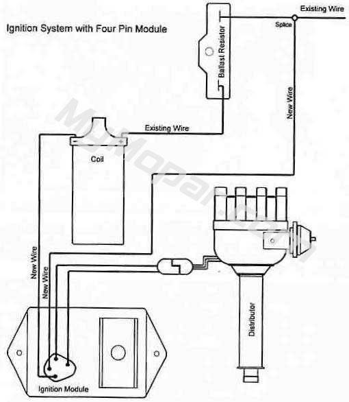 Basic Car Ignition Wiring Diagram