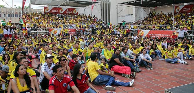 Alcaldía descarta la ley seca por el partido de la Selección de este viernes