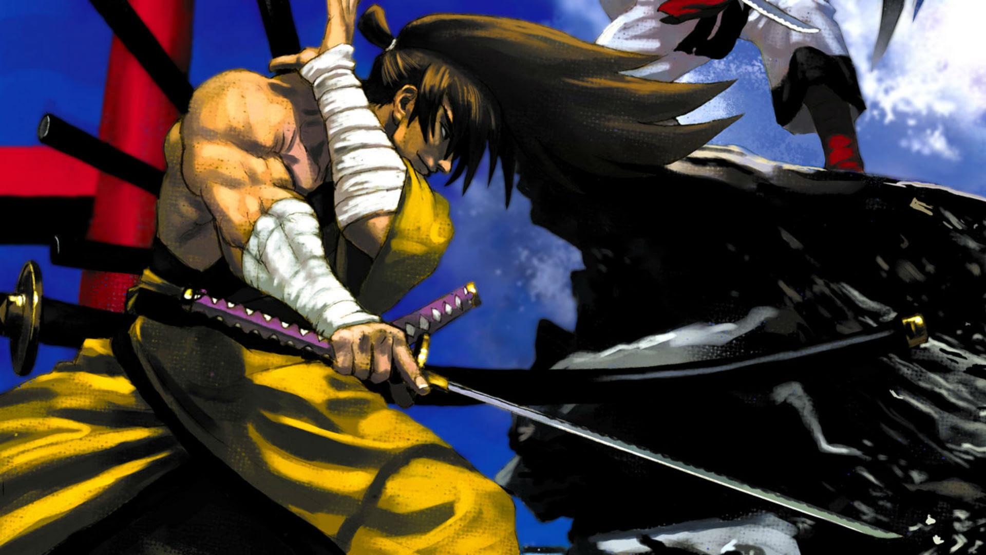 Review: Samurai Shodown V Special (PS4) screenshot