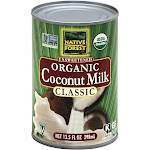 Native Forest Organic Coconut Milk, Classic - 13.5 fl oz can
