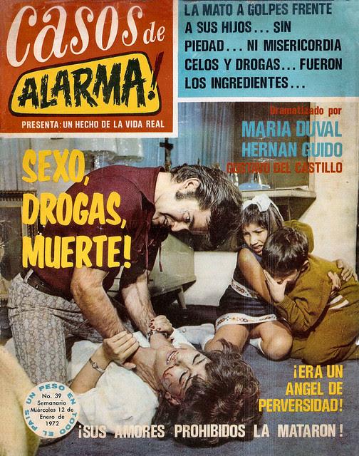 Casos de Alarma 39