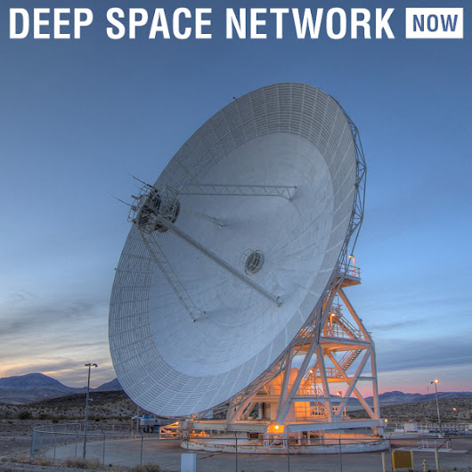 Deep Space Network Now