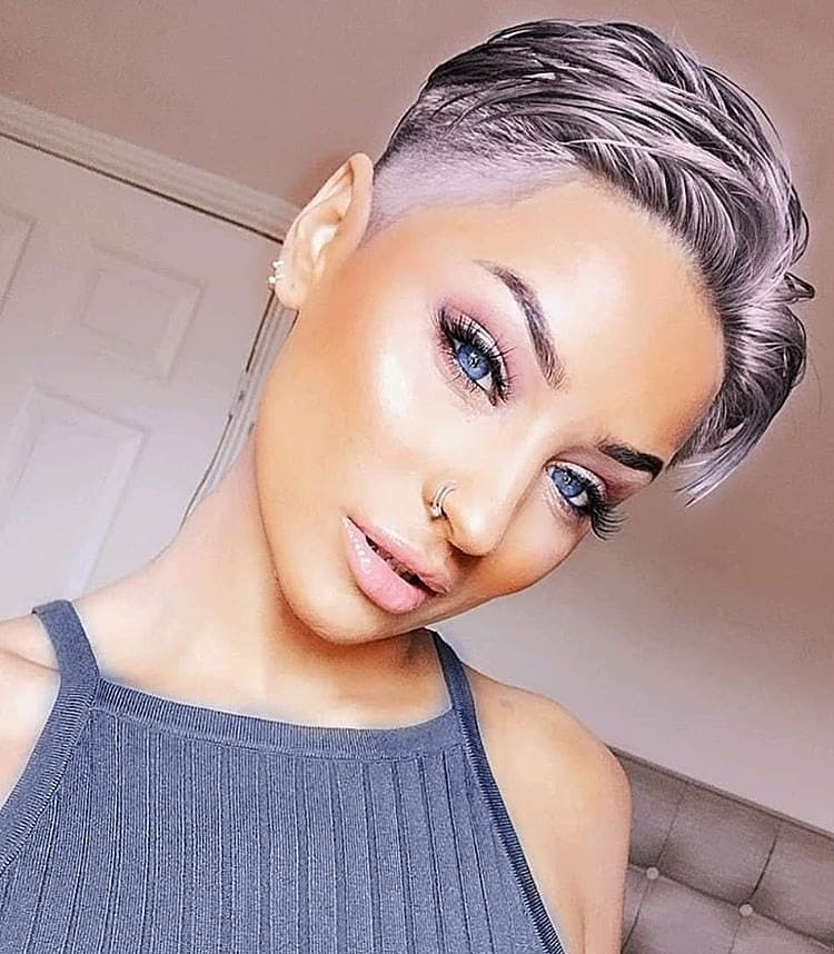 10 Trendy Short Pixie Haircuts - Pixie Hairstyle for Women Short Hair 2020 - 2021