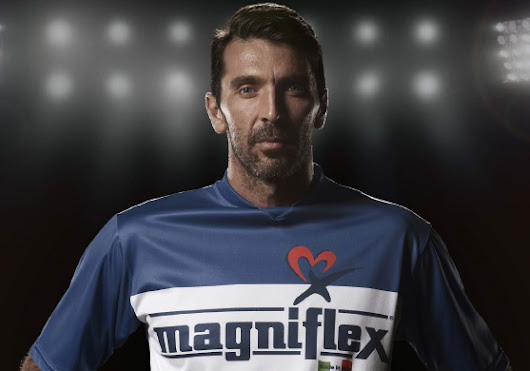 Buffon: two halves of the bed, two halves of the field - Magniflex Today