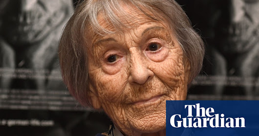 Joseph Goebbels' secretary, Brunhilde Pomsel, dies aged 106 | World news | The Guardian