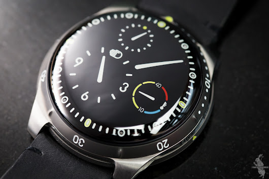 Ressence Type 5 - The Horophile