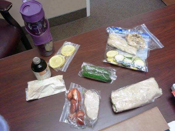 Chelle's Figure Competition Diet