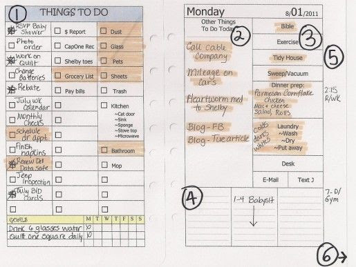 Day Planners – Make Your Own! | Things to do, Daily planners and ...