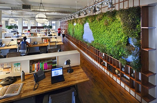 35% of Office employees Spend Less Than 15 Minutes Outdoors