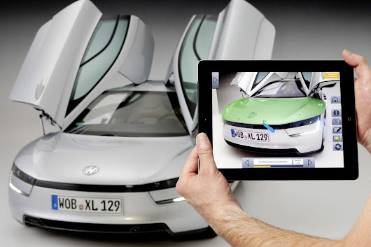 Trends bei Augmented Reality Apps -