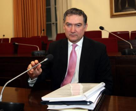 Ανδρέας Γεωργίου: Ένοχος για παράβαση καθήκοντος ο πρώην επικεφαλής της ΕΛΣΤΑΤ