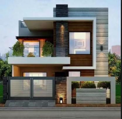 tampak depan rumah minimalis ukuran 6x15 - berbagai ukuran