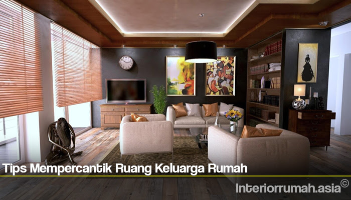 Ruang Tamu Minimalis Modern Interior Rumah