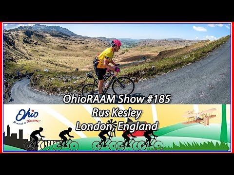 #185 Rus Kesley (UK) talks with The OhioRAAM Show