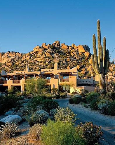 Four Seasons Resort Scottsdale > Exterior shot of the resort.