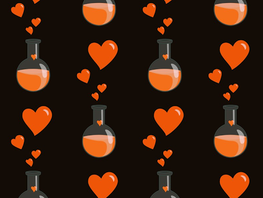 Geek Love Potion - Cute Strange Creatures