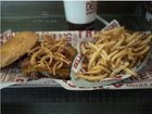 Smashburger - Big BBQ Bacon and Cheddar - and that's my lunch