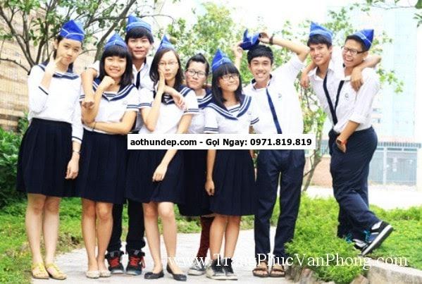 đồng phục trường quốc tế việt úc