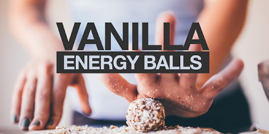 Vanilla Almond Energy Balls - The Beachbody Blog