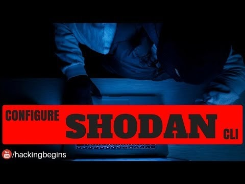 How To Use Shodan In Kali Linux | Shodan Search | Install Shodan on