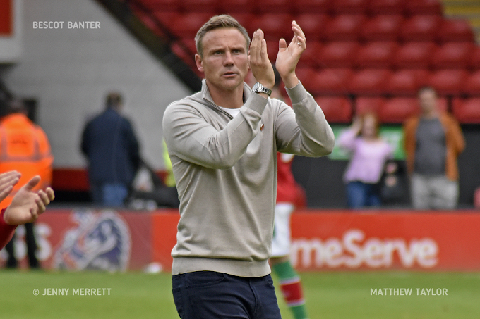 """""""They Did What They Had to Do"""" - Matthew Taylor on Walsall's Winning Performance"""