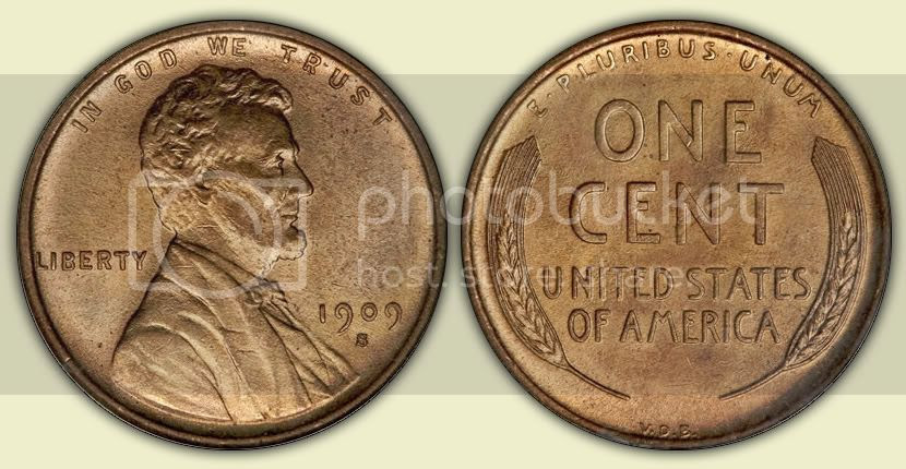 1909-S-VDB Lincoln Cent