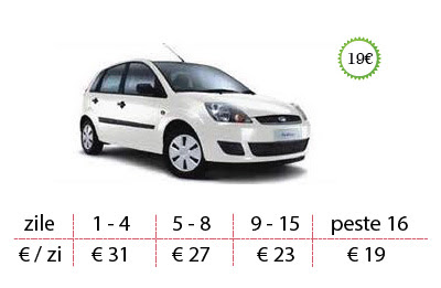 West Rent a Car Timisoara
