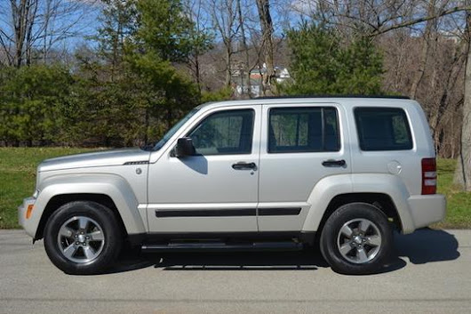 Used 2008 Jeep Liberty for Sale in Pitcairn PA 15140 Golick Motor Company