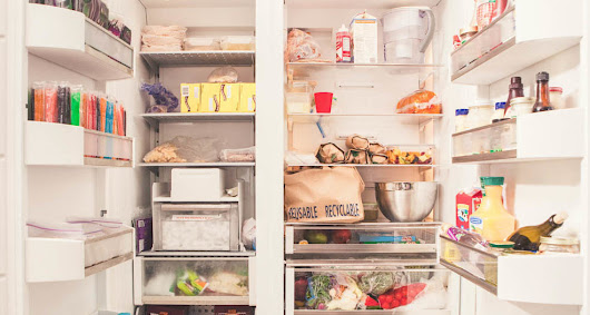 How to Pack up your Kitchen: Pantry, Fridge, and Freezer