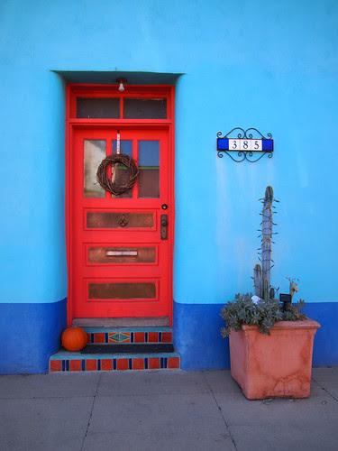 Doorway Tucson by parador