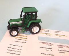 Promo Tractor