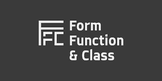 Form Function & Class 9 Masterclass