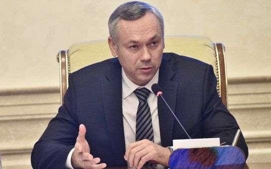 Глава Новосибирской области Андрей Травников – лидер медиарейтинга губернаторов в СФО