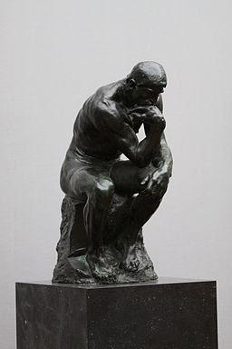 Le Penseur Alte Nationalgalerie