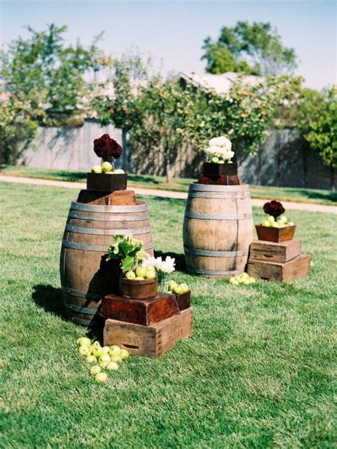 60 Rustic Country Wine Barrel Wedding Ideas ? Page 10 ? Hi