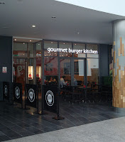 Gourmet Burger Kitchen, Victoria Square, Belfast