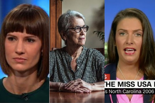 """Let's Try Round Two"": Three Women Who Accused Trump Of Sexual Misconduct Speak Out Again"