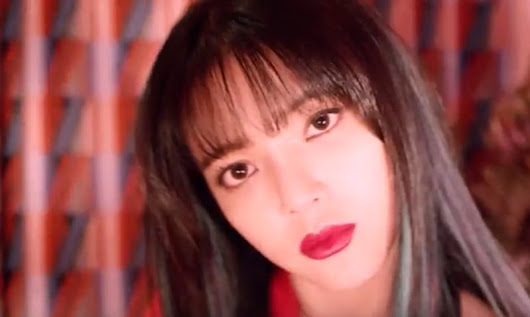 "Watch: AOA's Jimin Says ""Hey"" In New Solo MV"