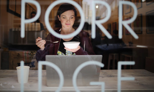 Oat cuisine: UK's first pop-up porridge cafe opens for business