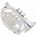 Ravel - Pocket Trumpet - Silver