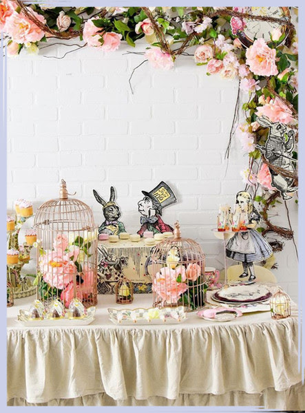 Alice In Wonderland Party Ideas For A Very Merry Un Birthday Livingly