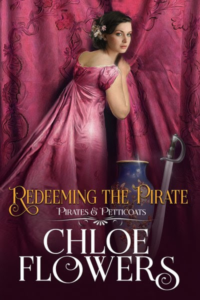 Redeeming the Pirate & Giveaway