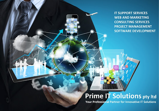 Prime IT Solutions | IT Support Services | Web Design | SEO Perth