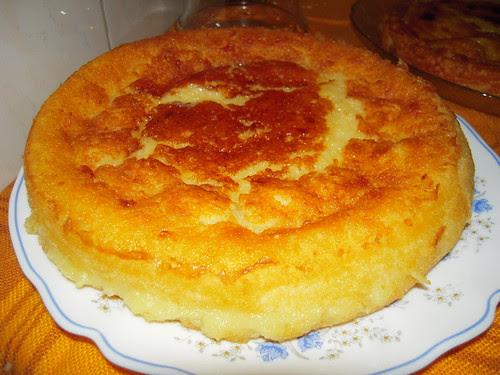 Tarte de queijadinha (by Orquidea)