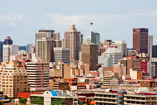 Scenes of Cities I : Johannesburg South Africa