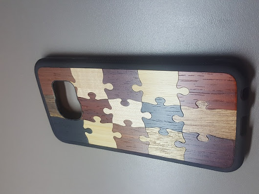 "Review of real wood case, Carved ""Random Puzzle"" Traveler case - Android Forums at AndroidCentral.com"