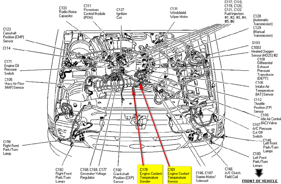 67394 Lincoln Town Car 2007 Fuse Box Wiring Library