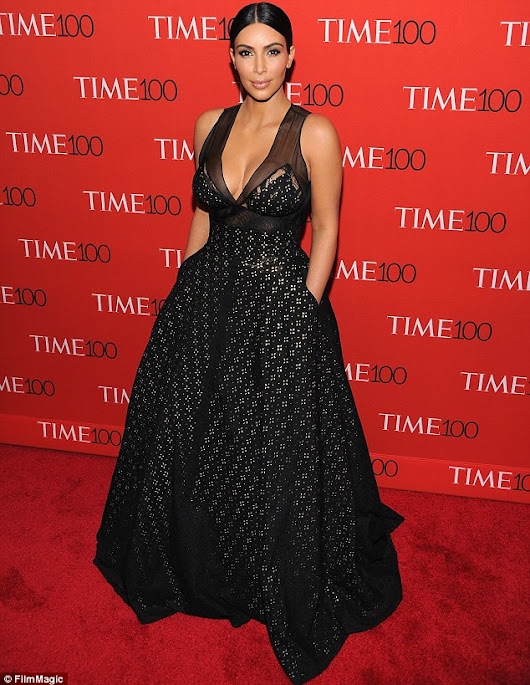 Kim Kardashian dress at Time 100 gala night is everything!| Shop the look