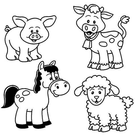 ideas  farm coloring pages  pinterest